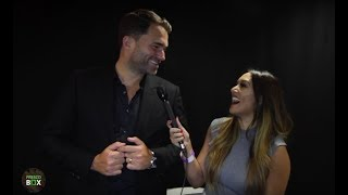EDDIE HEARN ON KELL BROOK ANXIOUSLY WAITING TO CONFRONT KHAN; TELLS WILDER