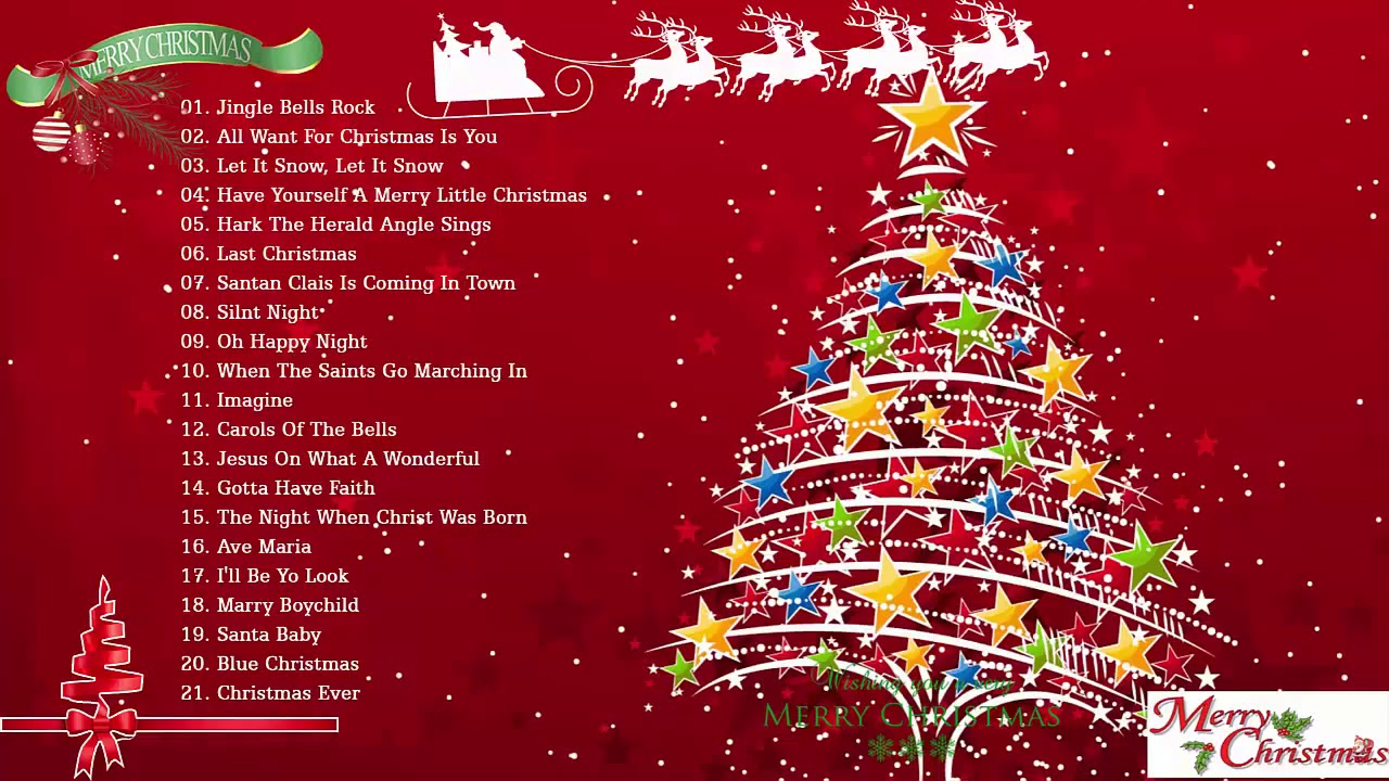 - Best Spotify Christmas Playlist