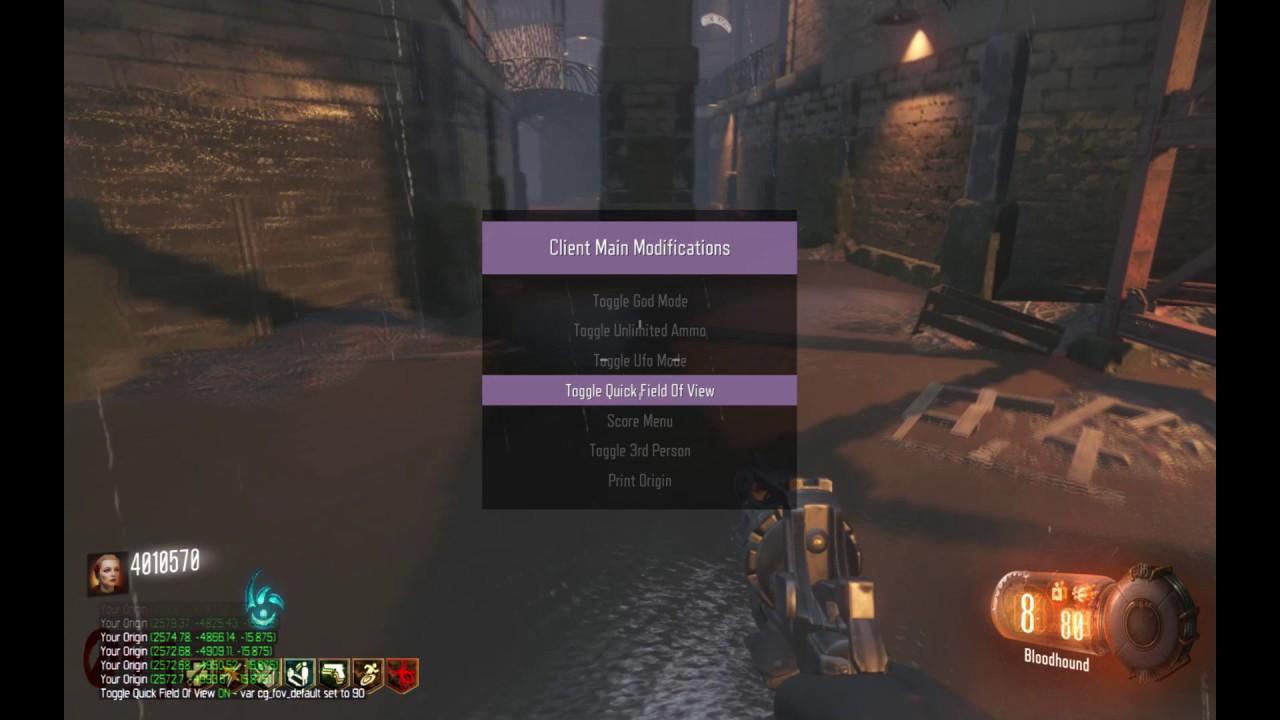 Call of Duty: Black Ops 3 (BO3) PS4 Mod Menu Demo Videos