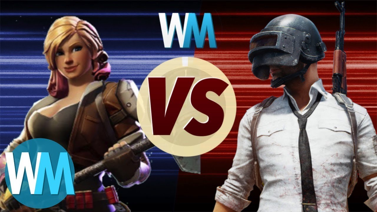 Fortnite Vs Playerunknown S Battlegrounds Which Is Better Youtube