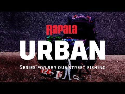 Rapala Urban Series Bags and Custom Design Accessories