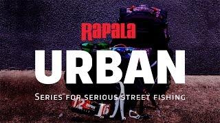 Rapala Urban Series Bags and Custom Design Accessories