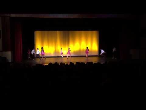 Oklahoma Centennial Middle School Dance Team