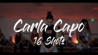 16 Shots - Stefflon Don dance choreography by Carla Capo