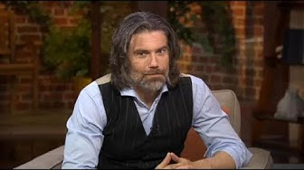 Anson Mount Takes Pride In Being 'Hell On Wheels'