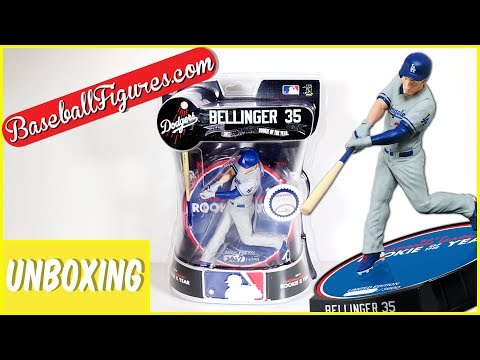 MLB Cody Bellinger NL Rookie of the Year 2017 Limited Edition Unboxing | LA Dodgers