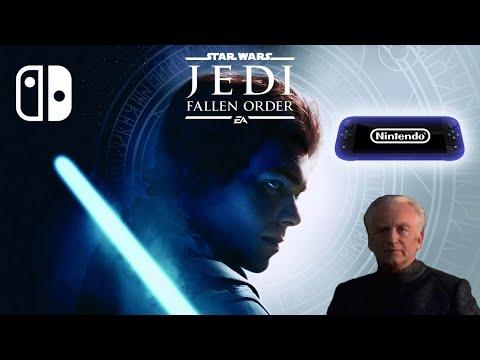 Nintendo Needs Star Wars Jedi Fallen Order On The Switch Platform | Lets Play Live & Discuss!