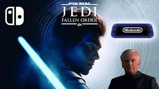 Nintendo Fans Should Want Jedi Fallen Order On The Switch Platform | Lets Play Live & Discuss!