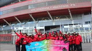 1mcc - Astro Kem Bola Cardiff Training Programme 2014