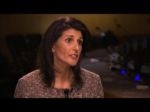 Nikki Haley Slams Trump's Election Claims