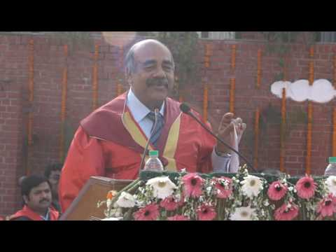 IIM Lucknow Convocation 2017