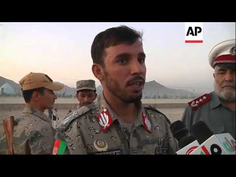 Afghan official: suicide car bomb kills at least 7, wounds 23