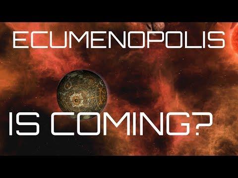 Stellaris 2.2 - The Ecumenopolis is coming (Planet Wide Cities Fam)