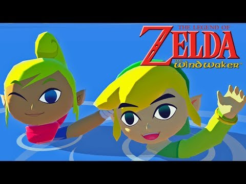 The Legend of Zelda: The Wind Waker - FULL GAME - No Commentary