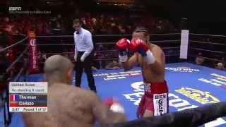 FULL FIGHT: Keith Thurman vs Luis Collazo - 7/11/2015 - PBC on ESPN