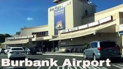🔴 Burbank  (BUR) Bob Hope California Airport Driving directions 13 Minutes 🔴