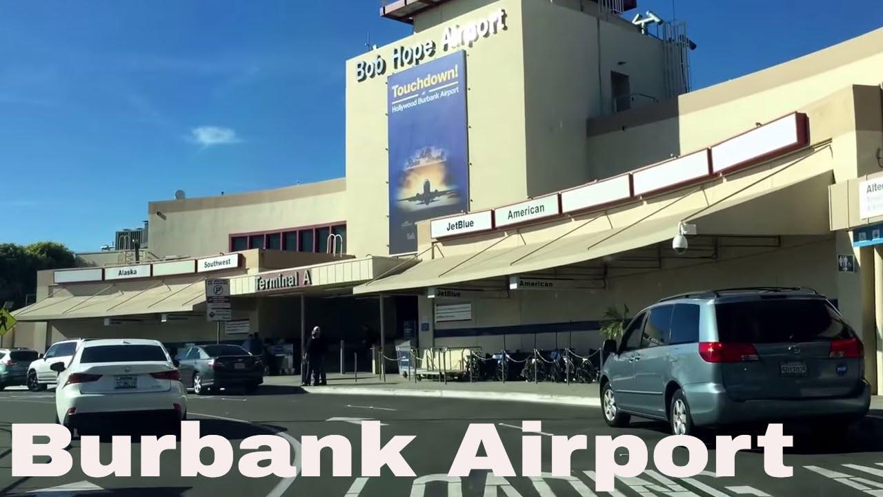 burbank bur bob hope california airport driving directions 13 minutes youtube. Black Bedroom Furniture Sets. Home Design Ideas