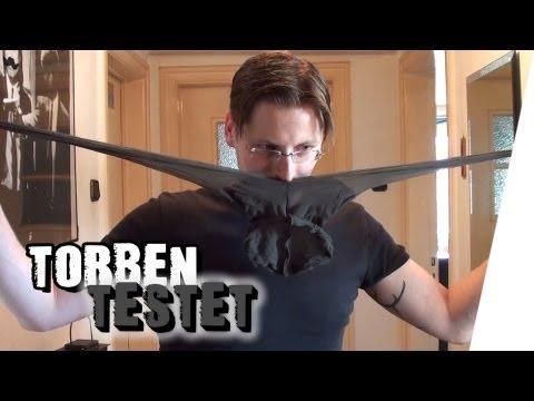 Torben Testet! - Gebrauchte Frauenunterwäsche