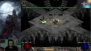 Starting of Diablo 2 Ladder - Cold Sorceress Guide - Hell Farming