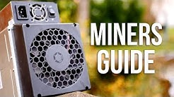 Bitcoin Miner & GPU Miner Guide 2018 - What Miner should you buy ?