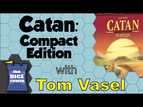 Catan Traveler Compact Edition Review