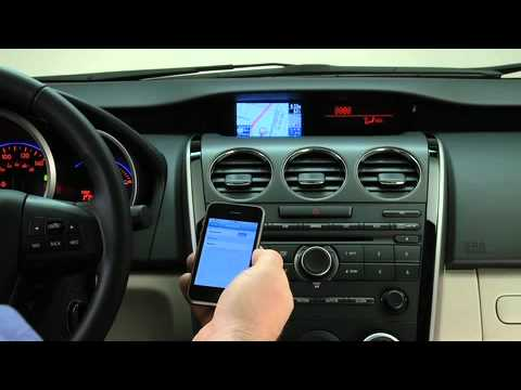 2011 2010 mazda cx 7 bluetooth hands free phone tutorial youtube rh youtube com