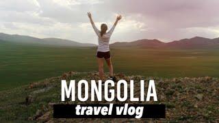 Travel Vlog: Mongolia 2015 | Nomi Baby