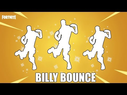 FORTNITE BILLY BOUNCE EMOTE (1 HOUR)