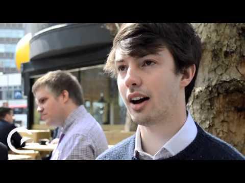 Tech City Entrepreneurs - GoSquared co-founder James Gill, Part 1