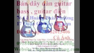 Bán đàn guitar : guitar bass , guitar thùng , guitar điện , guitar bass , guitar phím lõm