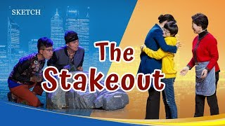 "English Christian Skit | ""The Stakeout"" 