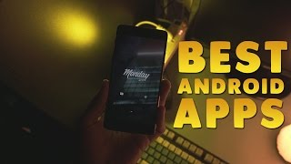 Best free Android Apps // April 2017!