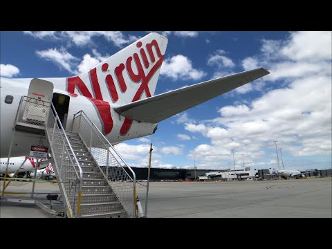 SUPER FRIENDLY STAFF on VIRGIN AUSTRALIA: VA229 Melbourne to Adelaide (B737 Economy class)