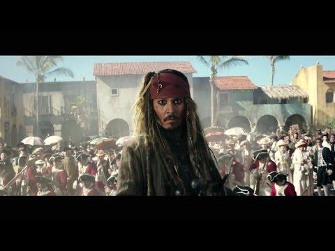 Pirates Of The Caribbean 5 (Karayip Korsanları 5) Türkçe Altyazılı Resmi 2. Fragman