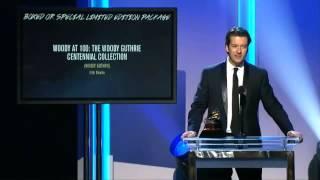 Fritz Klaetke Grammy Acceptance Speech
