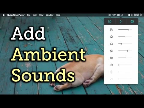 Tune Out Surroundings with a Personal Ambient Noise Generator - Mac OS X [How-To]