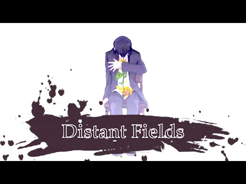 【Kitty Em】 Distant Fields ● Sarishinohara ● サリシノハラ 「Acoustic English Cover」