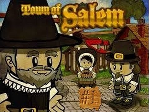 Town Of Salem - #1 - Il Godfather