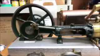Engine Collection - Testing 10 Steam engines
