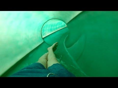 Wet 'n' Wild North Shields - Cyclone | Speed Water Slide Onride POV