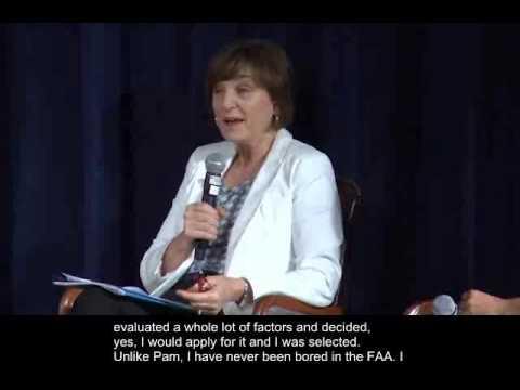 Volpe Federal Women's Program Panel (2/5)