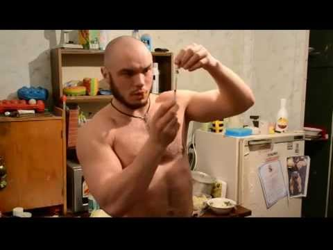Пептид GHRP 6 - YouTube