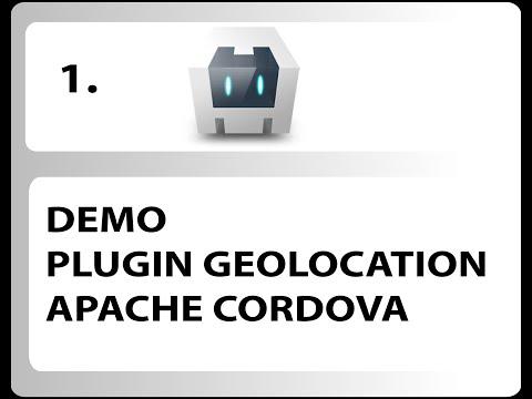 plugin geolocation apache cordova parte 1