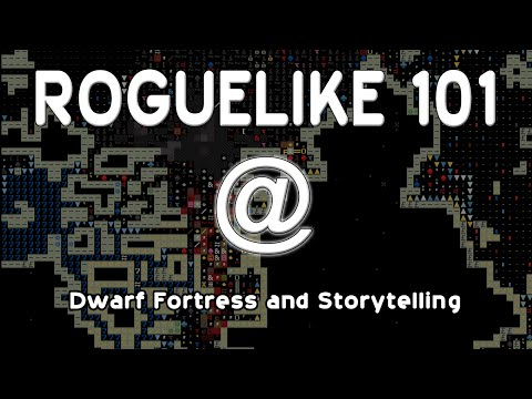 The Trooth About Dwarf Fortress (and Storytelling)
