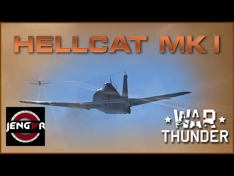 War Thunder Premium Review: Hellcat Mk I