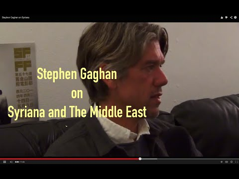 Stephen Gaghan On Syriana And Middle East