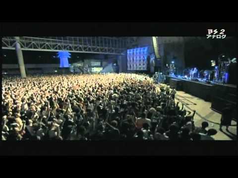 THE SMASHING PUMPKINS - TONIGHT TONIGHT (LIVE JAPAN)