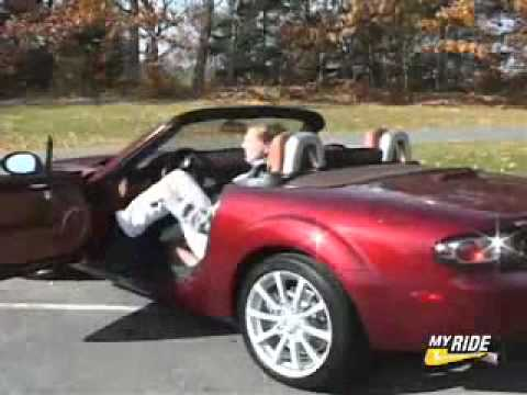 2006 Mazda Mx 5 Miata Youtube