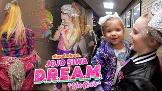 The 15 Minutes AFTER I get off STAGE - JoJo Siwa