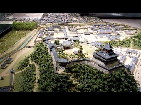 japanese castle design